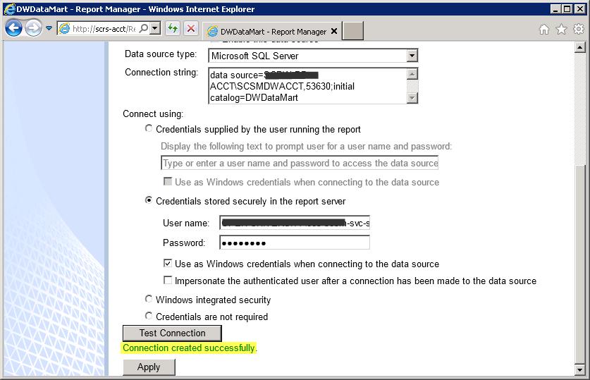 SCSM Reports not rendering? – Shaun Laughton